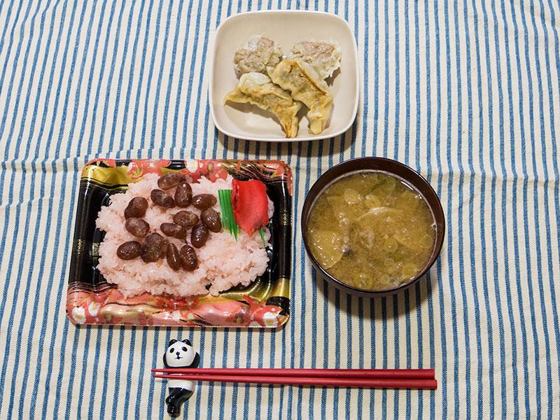 2014年9月30日の晩ご飯