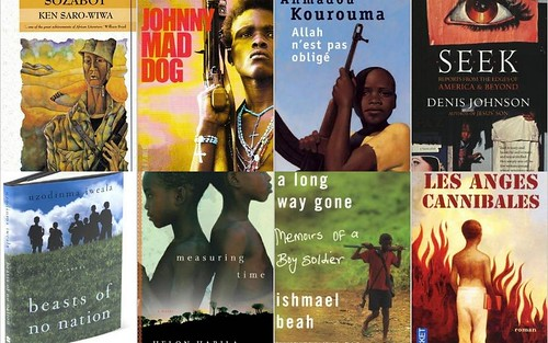 The child solder narrative in African literature