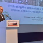 Philippe Fonta, Managing Director, Cement Sustainability Initiative (Switzerland)