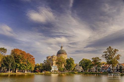 church st wisconsin architecture landscape nikon basilica milwaukee josaphat markadsit