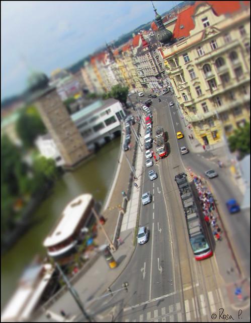 Prague - Tilt Shift