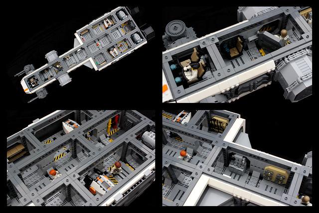 Magellan Modular Starship: Interiors
