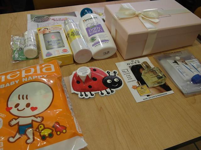 商品都是旅行組甚至是正品,不是小小的迷你sample@butybox寵愛媽咪寶貝盒