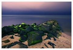 Cape Cod - Long exposure, foggy night