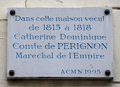 Photo of White plaque № 31703