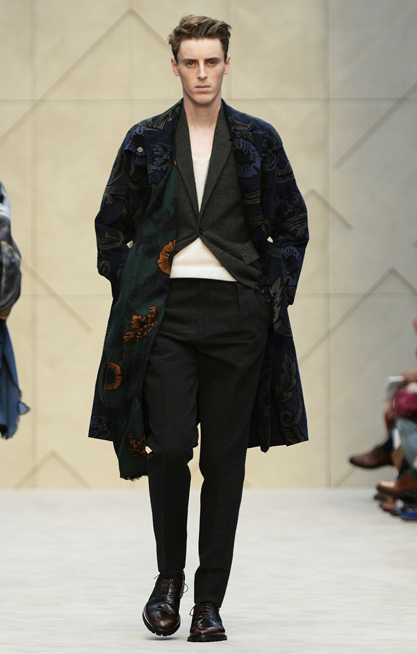 2 Burberry Prorsum Menswear Autumn_Winter 2014 - Look 29