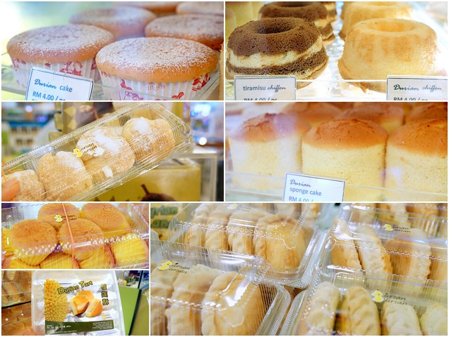 ZAFIGO - Durian Durian KLCC
