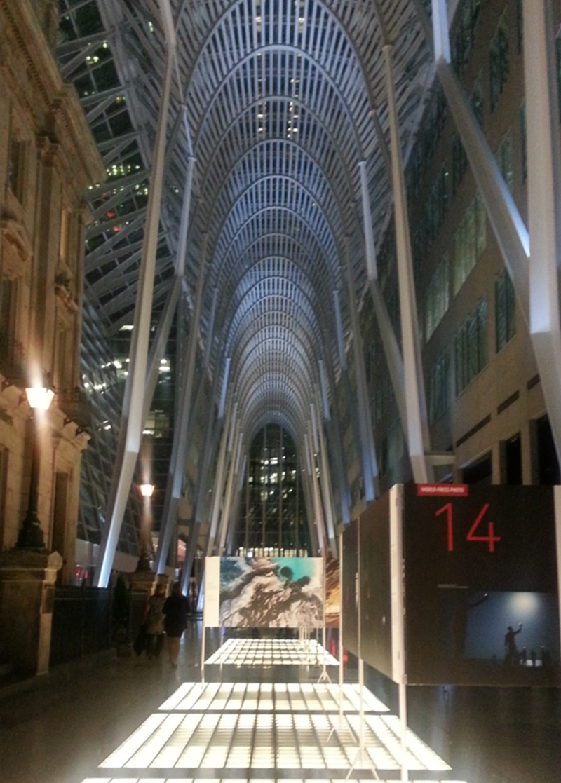 Brookfield Place World Press Photo