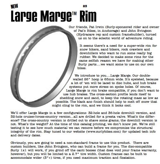 LargeMarge