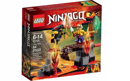 LEGO Ninjago 70753