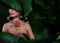 botanical beauty ...