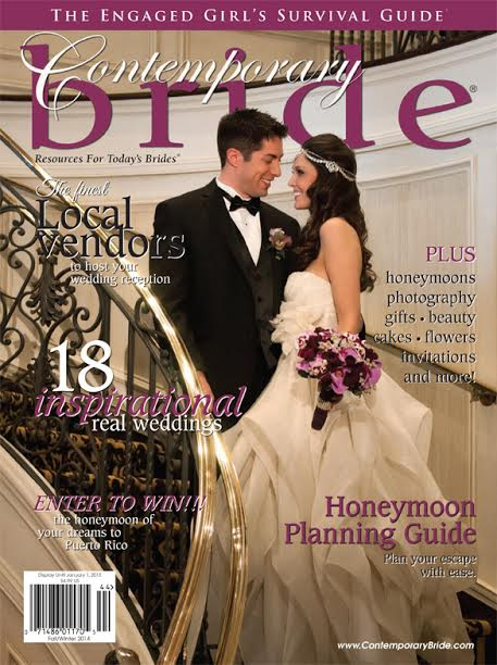 Contemporary Bride Cover NJ- headpiece and jewelry- Bridal Styles Boutique