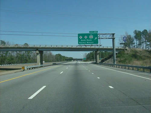 travel signs northcarolina ramps routes roads exits freeways interstates gantries expressways overheadsigns overheadgantries