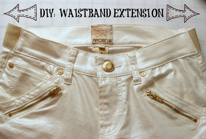 diy waistband extension710