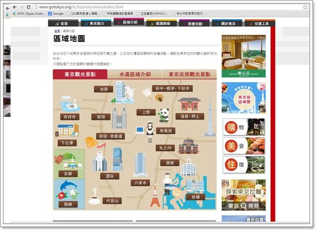日本東京自助懶人包旅遊攻略整理文乘換案內appimage012