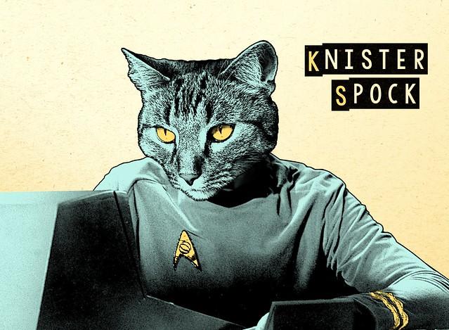 Knister Spock