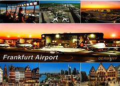 Germany-Frankfurt Airport