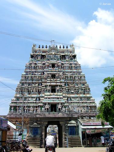 Vedaranyeswarar Temple, Vedaranyam