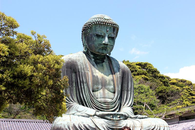 Kamakura Buddha Japan Tokyo