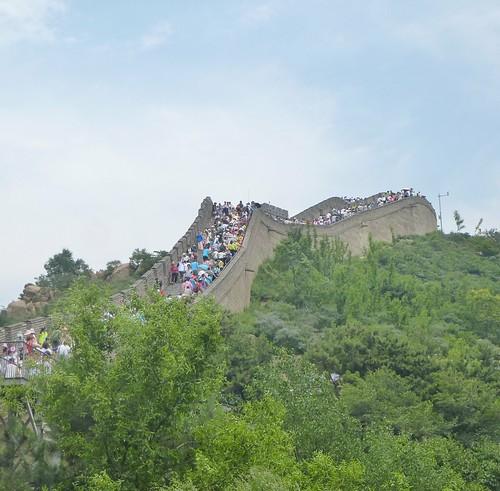 Beijing-Grande Muraille-Badaling 2 (1)