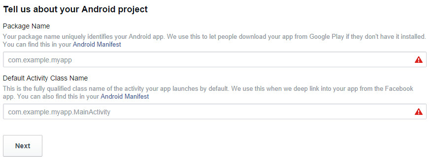 Facebook SDK Integration in Android | Iced Tea Labs