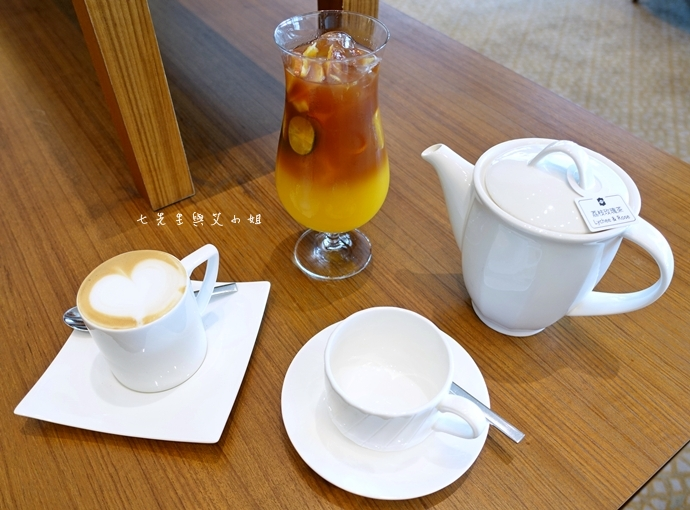 40 香格里拉台南遠東國際飯店醉月軒 cafe 茶軒 餐飲
