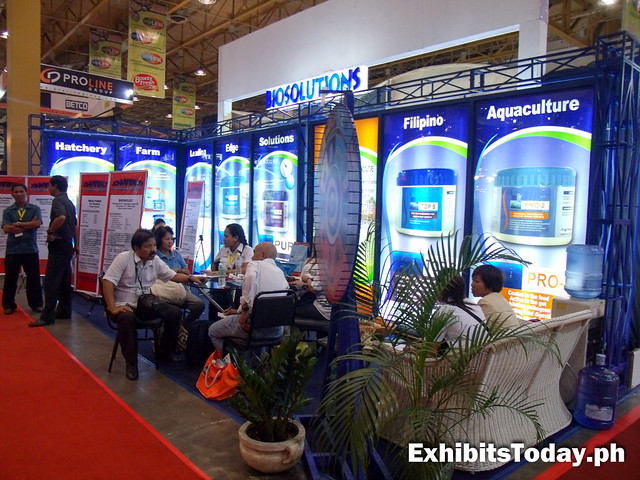 BioSolutions Exhibit Booth