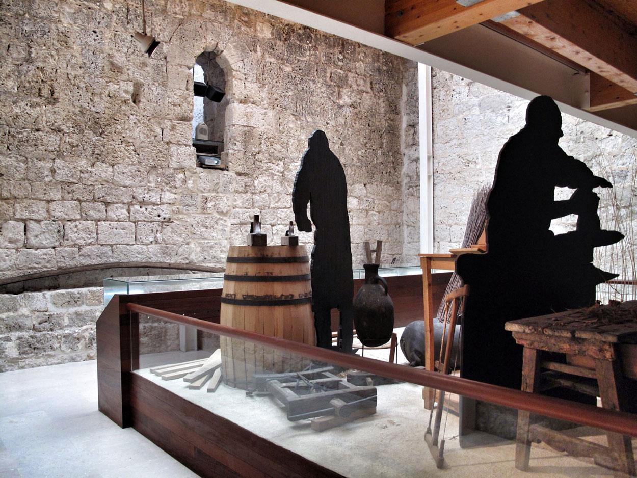 reharq_museo provincial del vino_peñafiel_exposicion_roberto valle gonzalez