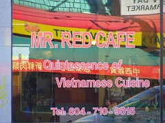 Mr Red Cafe