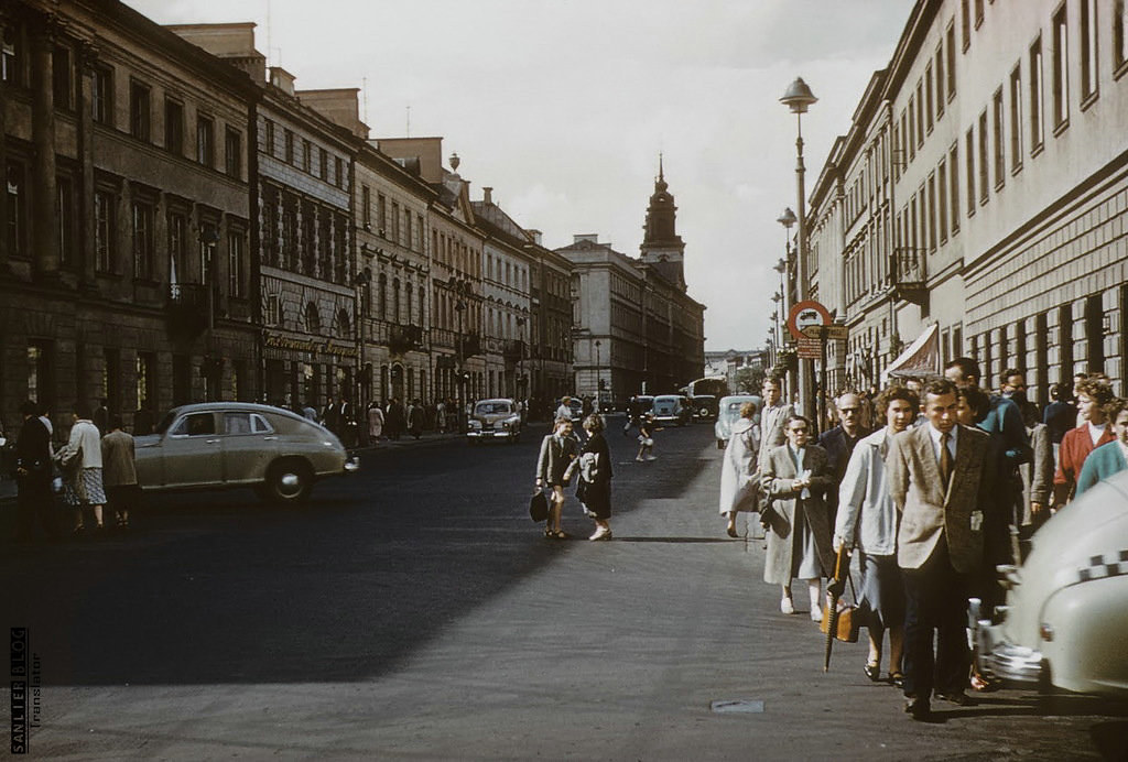 1958年华沙重建11