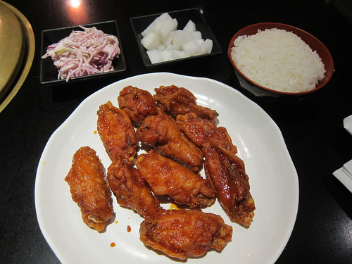 Bonchon Chicken and Sides