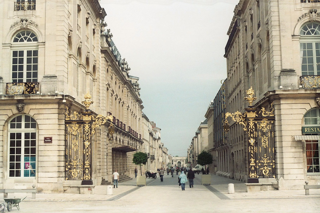 Nancy - Place Stanislas-12