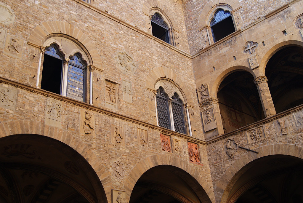 Firenze Bargello & San Marco-17