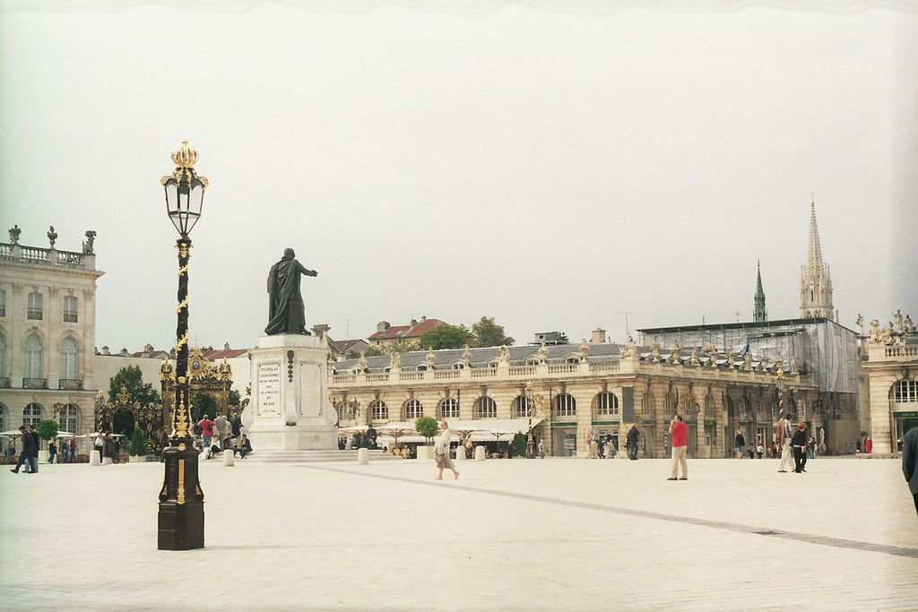 Nancy - Place Stanislas-8