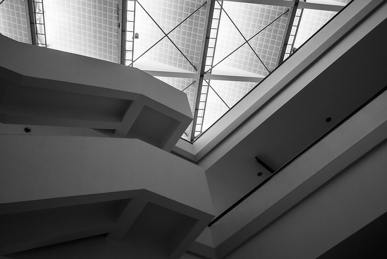 Architecture Abstract [Government Center ]