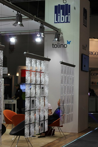 Tolino (Libri) - Frankfurt Buchmesse