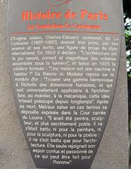 Photo of Brown plaque № 31788