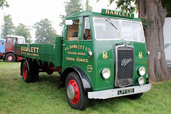 day 192 posted a photo:	LPY535 Foden in the livery of A.C Bamlett.