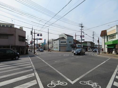 神埼駅前交差点