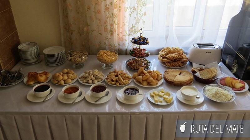 Hotel Altamira Karakol Kirguistán (3)