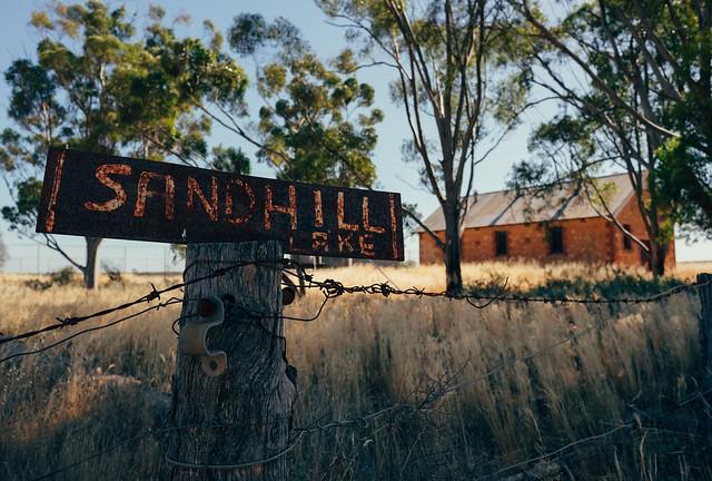 Sandhill Lake., Nikon D610, AF Nikkor 28mm f/2.8D