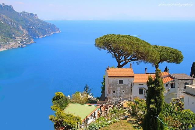 Welcome to the Amalfi Coast, Italy