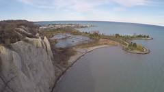 Scarborough Bluffs, Richmond Hill & Mississauga, Ontario, Canada, 3DR Solo & GoPro Hero 4 Black with Gimbal
