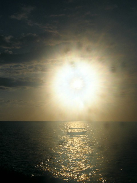 Boat in Sunshine