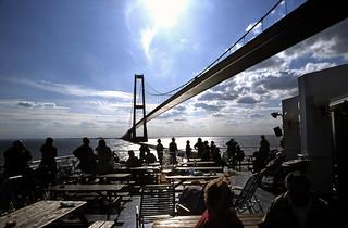 Norwegen 1998 (006) Storebæltsbroen