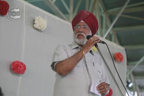 Kuldeep Singh from Sant Nirankari Colony, Delhi