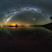 Island Point Reflections by Astronomy*Domine