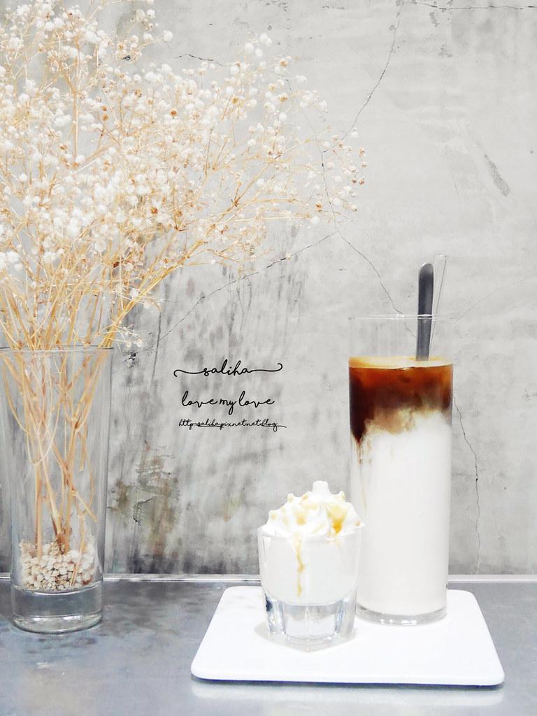 台中精誠二街超美玻璃屋偷偷 Toutou Cuisine下午茶咖啡館推薦 (25)
