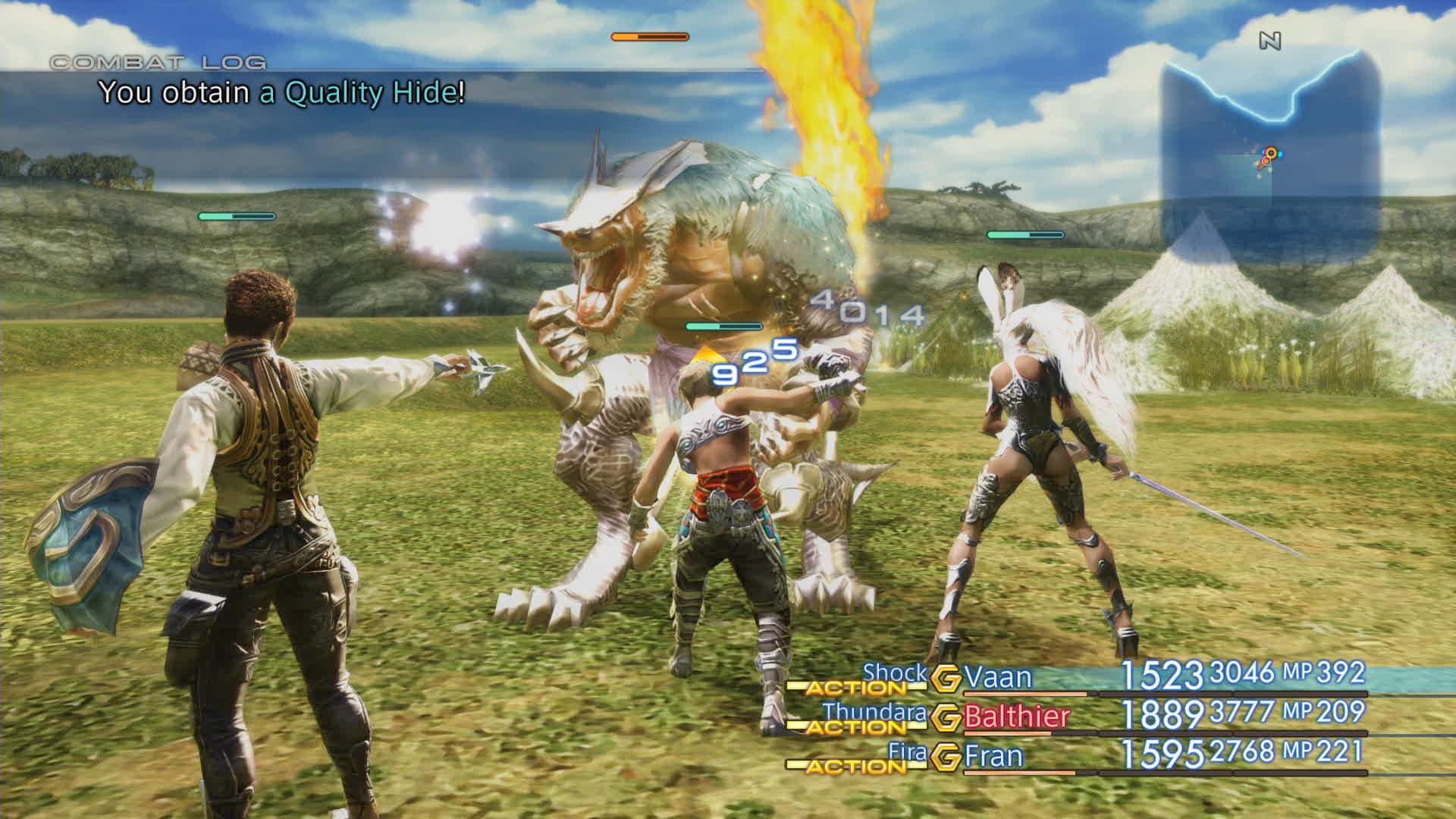 PS4『ファイナルファンタジーXII...