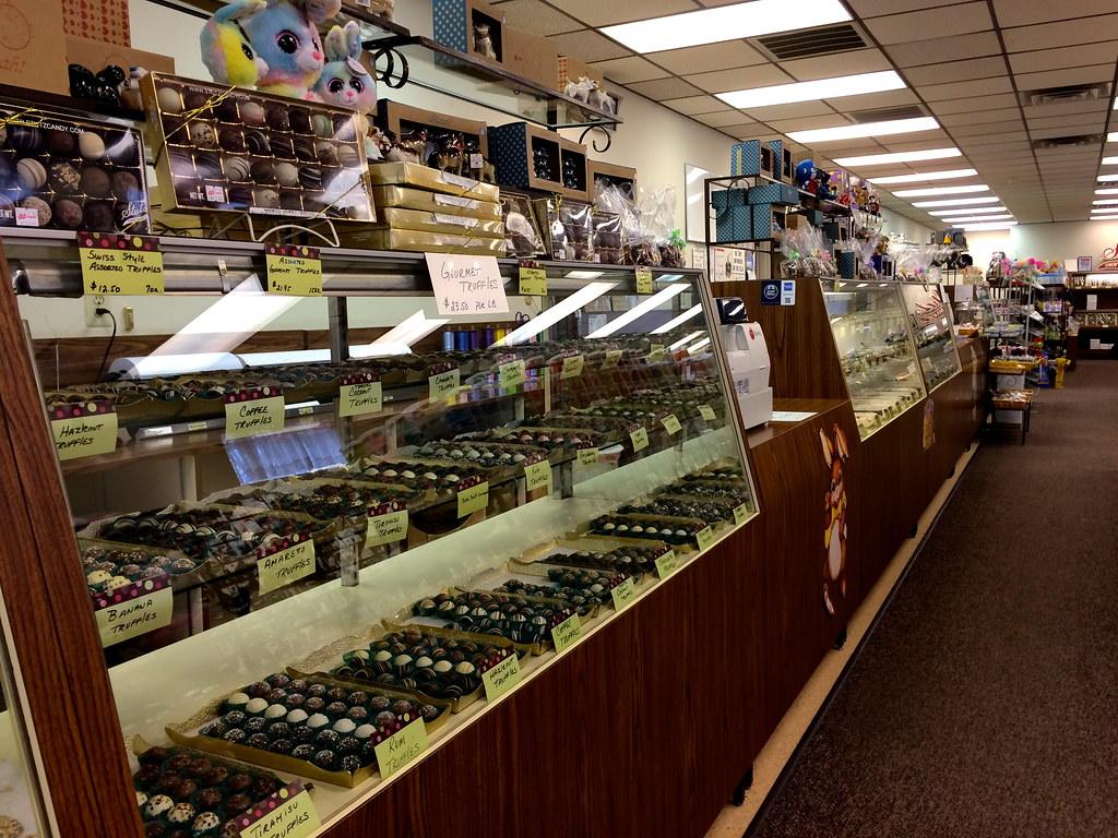 Stutz Candy Kitchen - Hatboro PA - Pennsylvania - Retro Roadmap